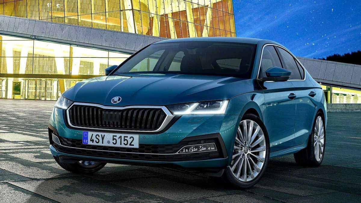 Почему автолюбители не пожалеют о выборе Skoda Octavia 2020