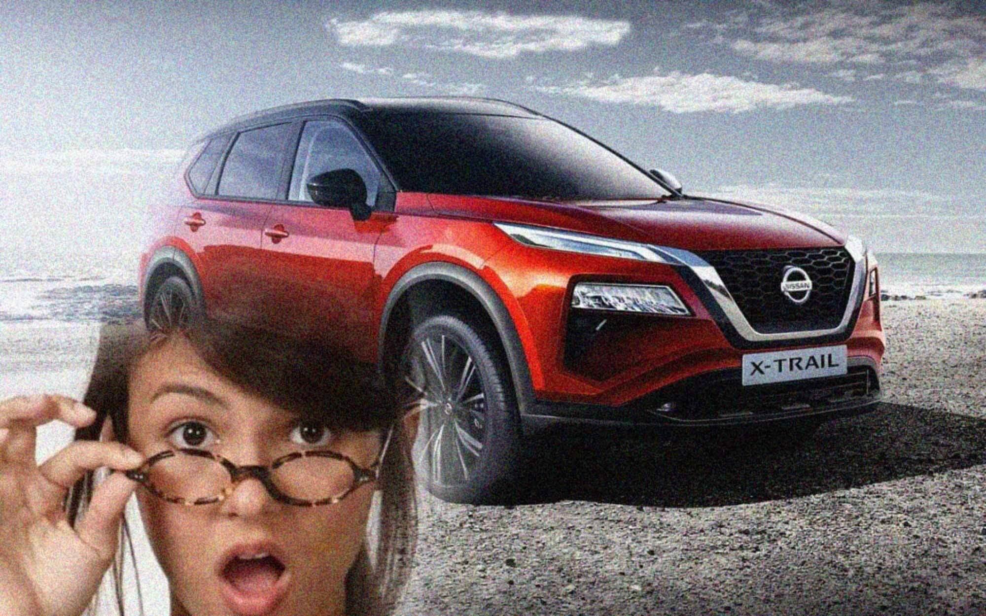 Дорогое удовольствие станет еще дороже?  Nissan X-Trail получит 180 «лошадей»