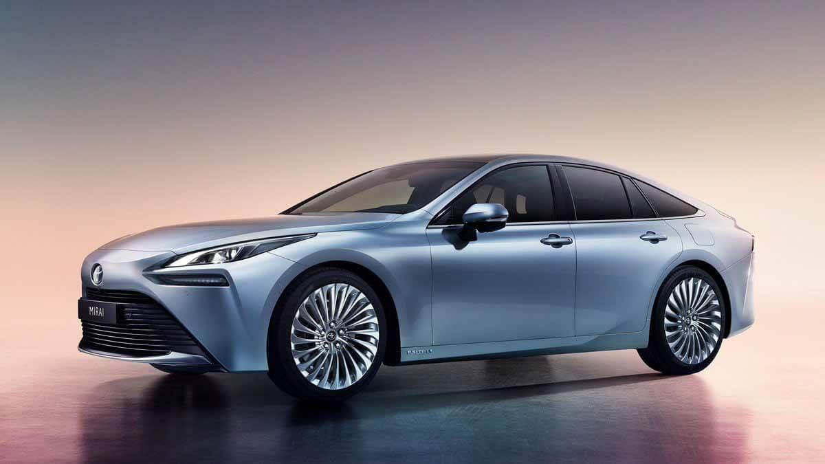 Какой будет самый экологичный водородный автомобиль в мире?