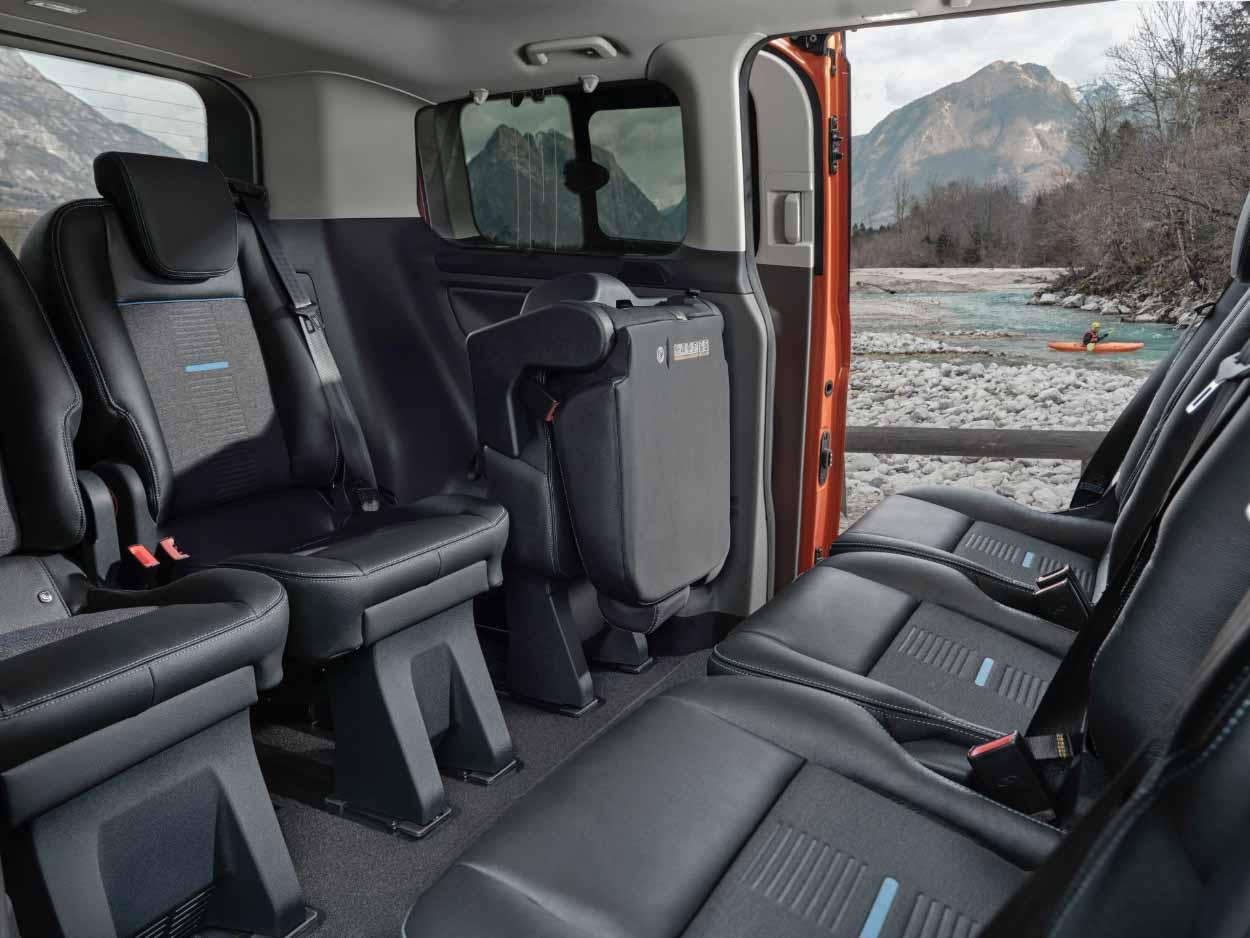 Фургоны Ford становятся жестокими в новой версии