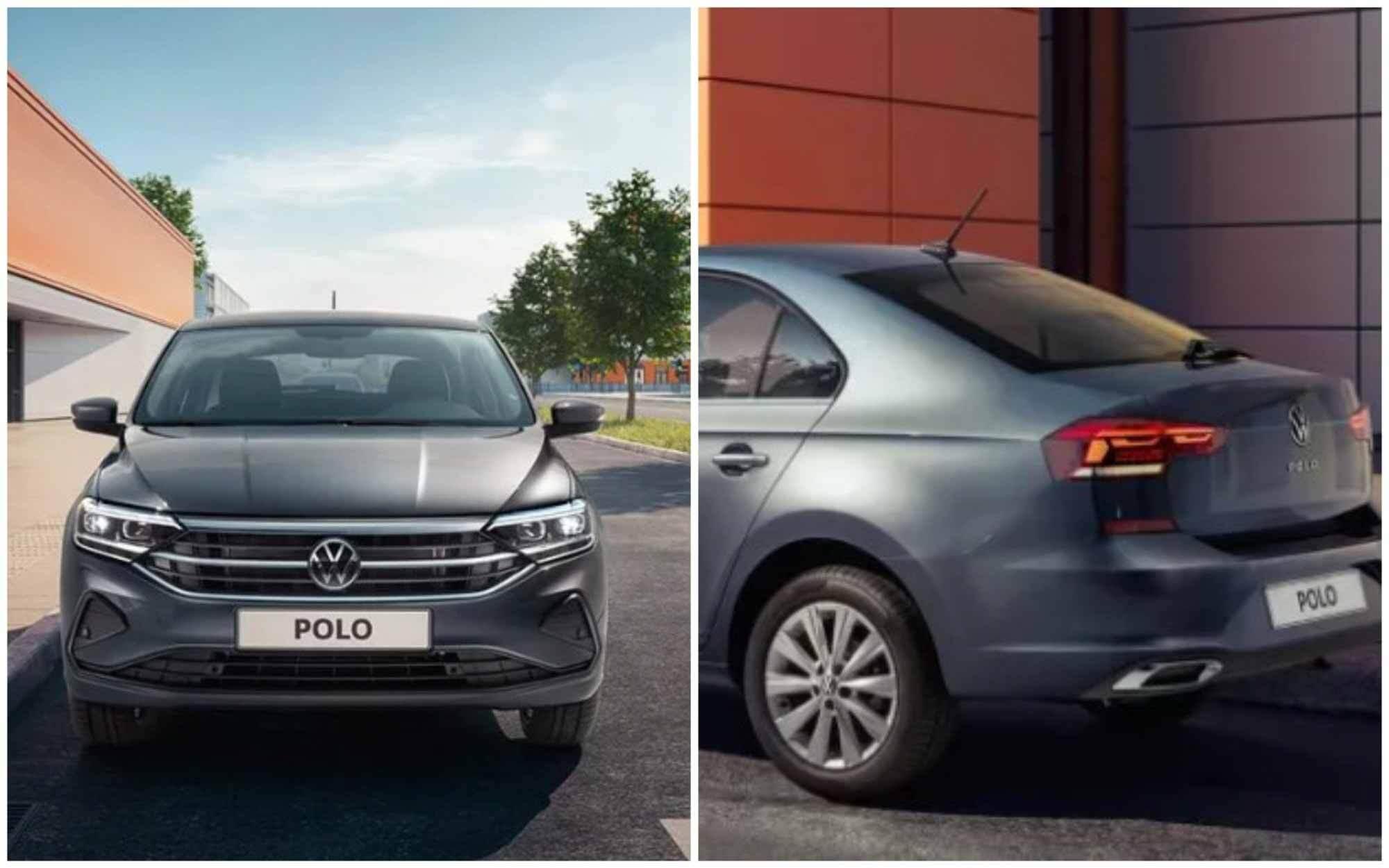 Названы две причины взглянуть на Volkswagen Polo Sedan 2020