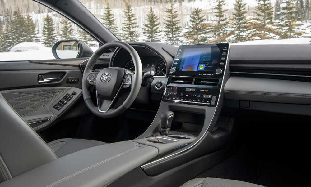 Тойота Авалон 2021