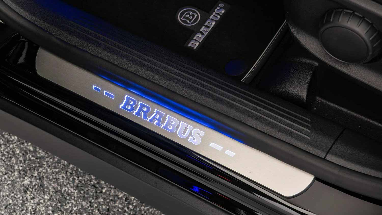 Mercedes-Benz GLB от Брабус