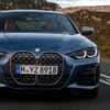 Второе поколение BMW 4 серии отличилось спорным дизайном