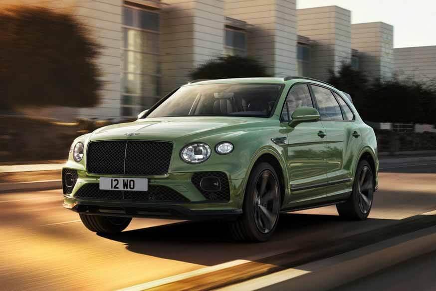 Обновленный Bentley Bentayga: дизайн в стиле легковых автомобилей марки и старых технологий