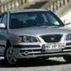 Третье поколение Hyundai Elantra