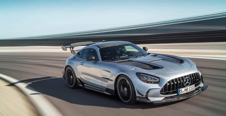Mercedes-AMG GT Black Series оказался самым мощным автомобилем марки