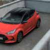 Новая Toyota Yaris прибыла в Европу - журнал Motor