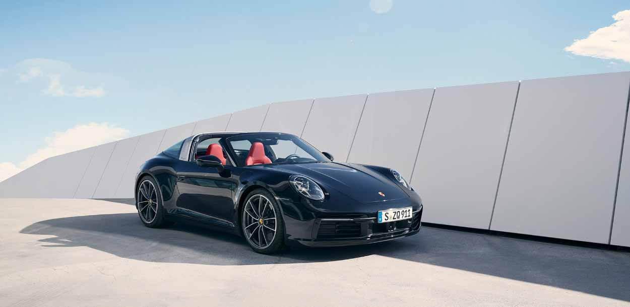Porsche 911 Targa 2021