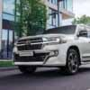 Toyota Land Cruiser 200 Executive Lounge