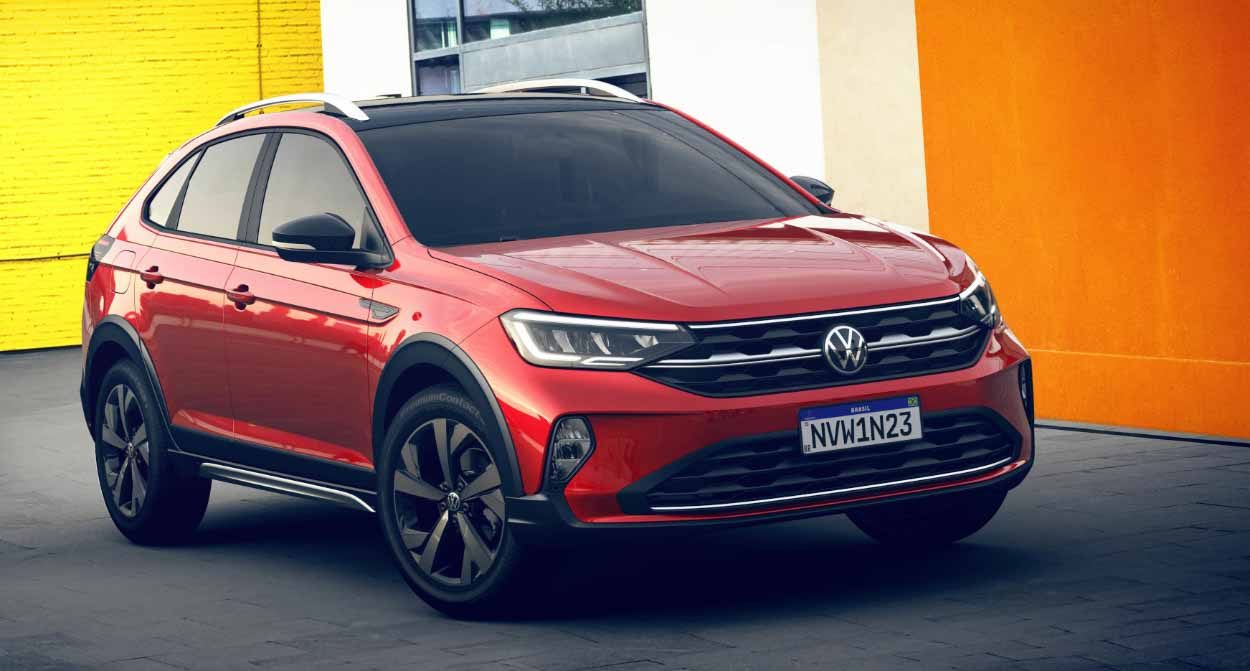 Кроссовер Volkswagen Nivus