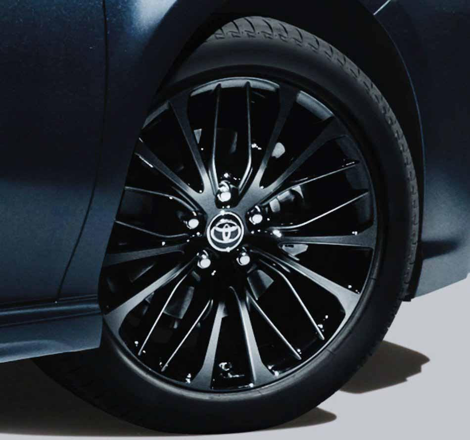 Toyota Camry WS Черный выпуск