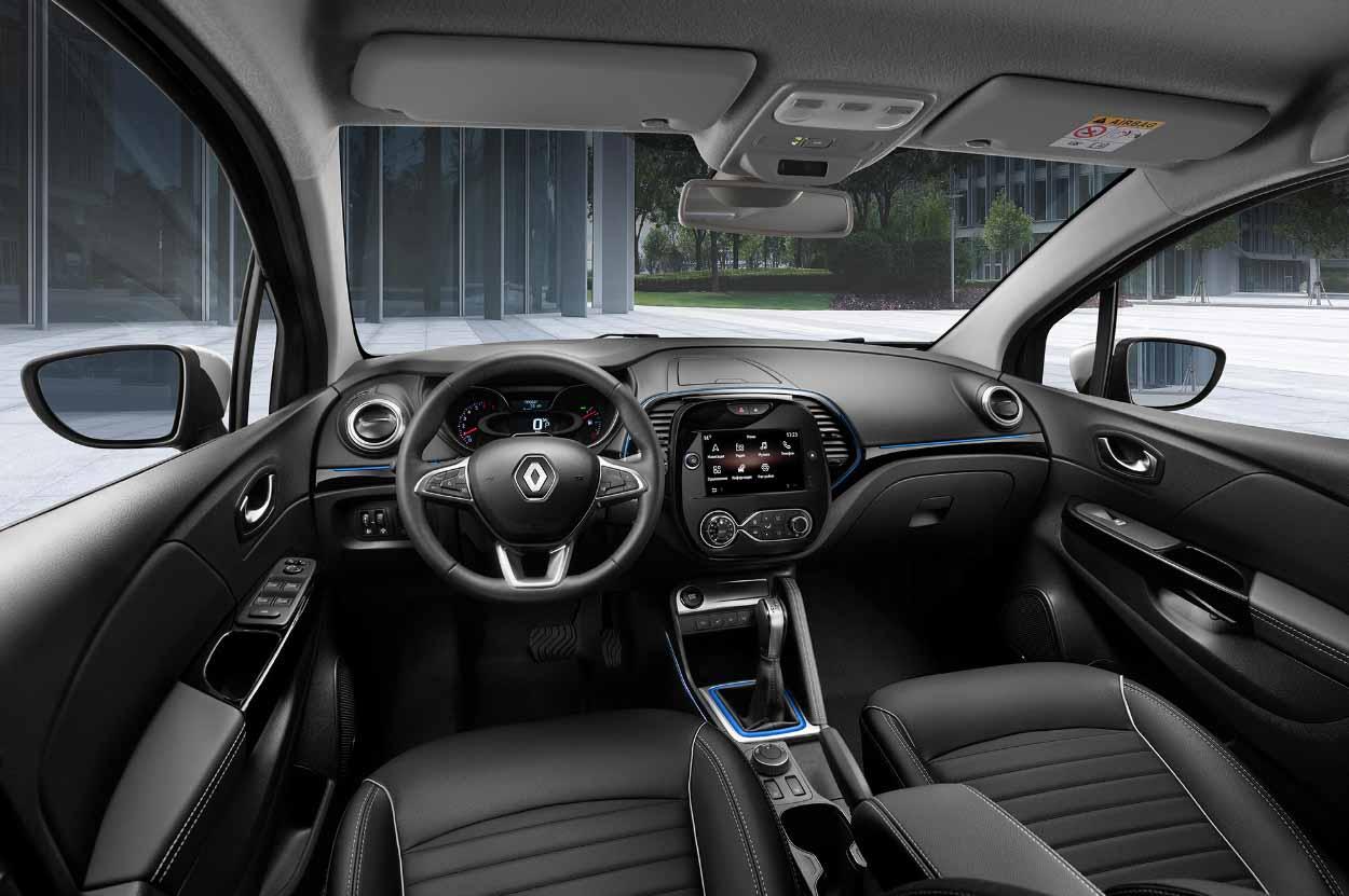 Кроссовер Renault Kaptur 2021