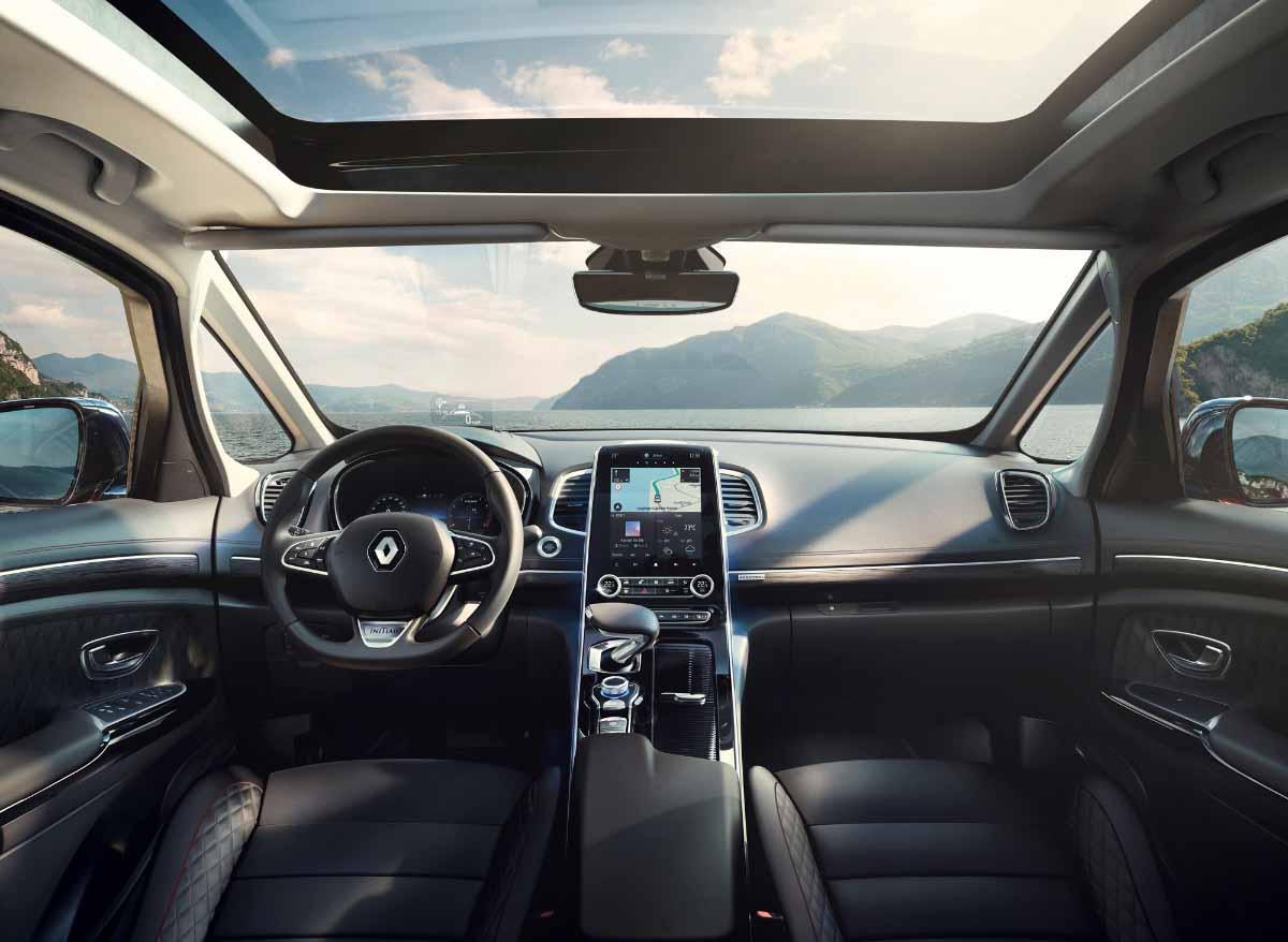 Минивэн Renault Espace
