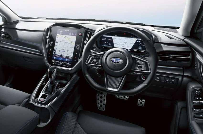 Subaru Levorg 2021 года
