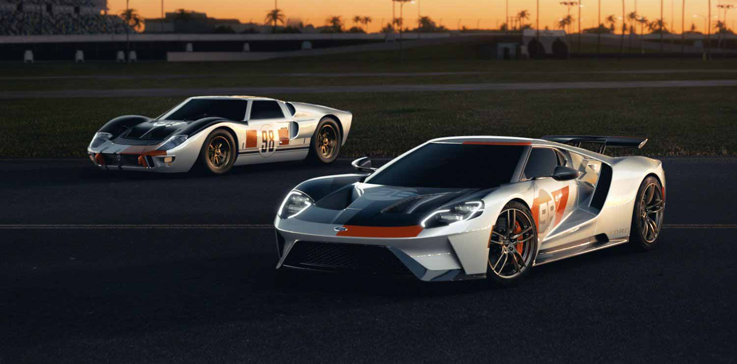 Ford GT40 Heritage Edition