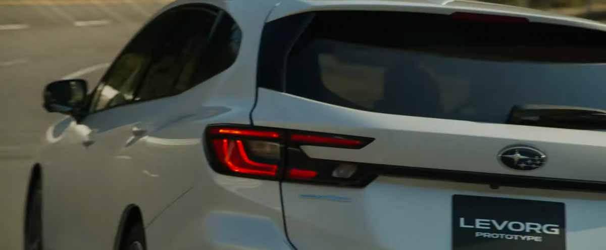 Универсал Subaru Levorg