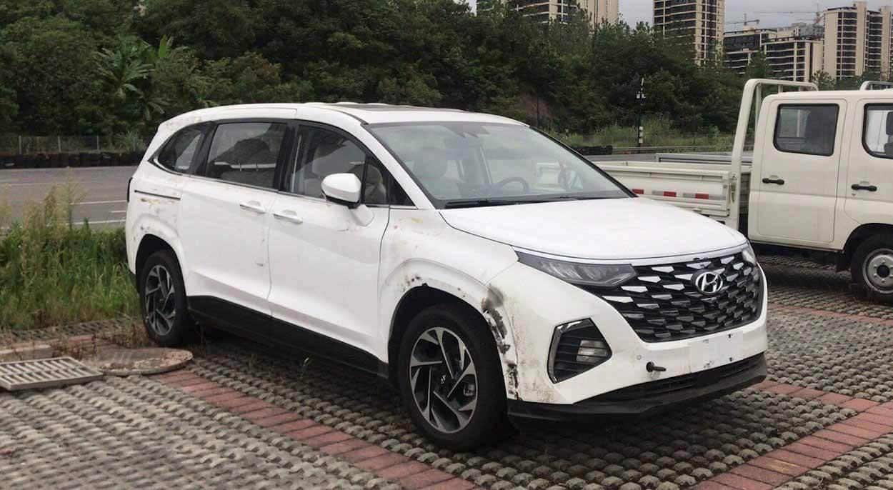 Минивэн Hyundai Custo