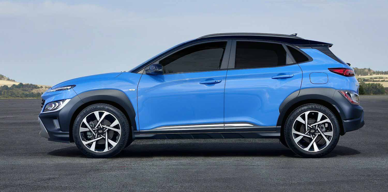 Кроссовер Hyundai Kona 2021
