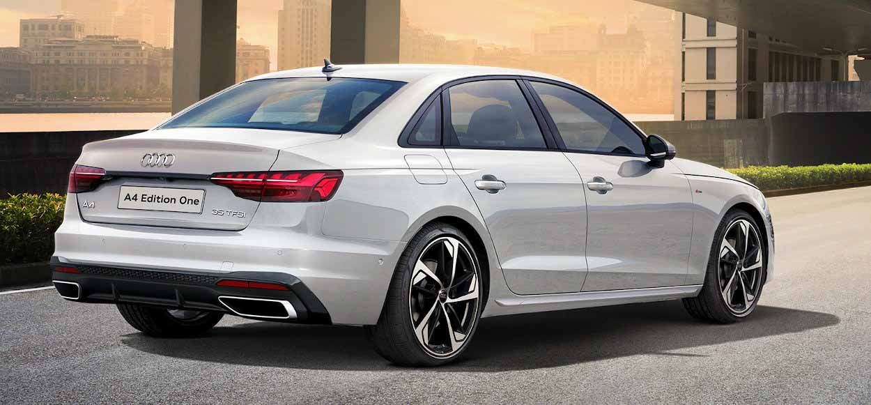 Audi A5 Edition One