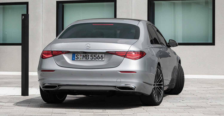 Mercedes-Benz S-Класс 2021