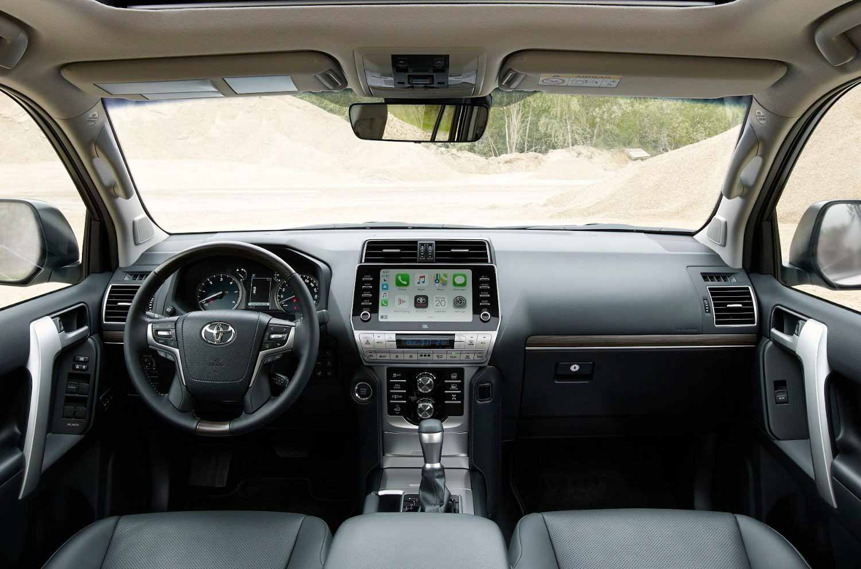 Toyota Land Cruiser Prado 2021 - цена: + 0 руб.