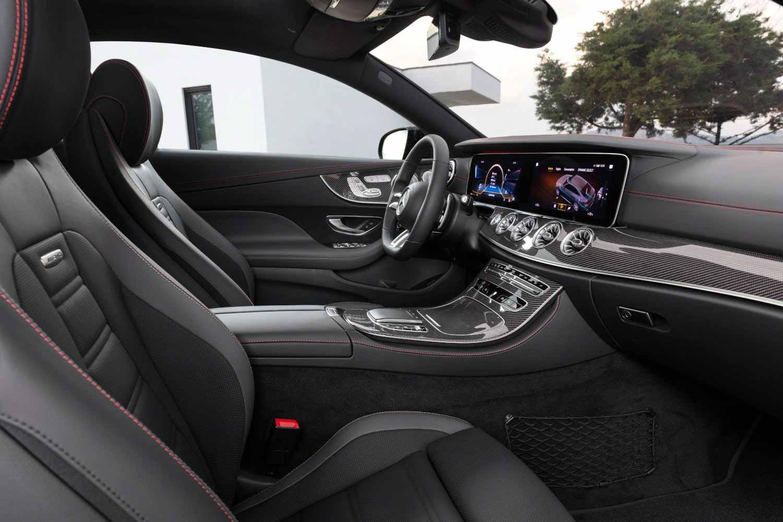 Mercedes-Benz E-Class 2021 год