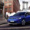 Volkswagen представил свой первый электрический кроссовер - Engine
