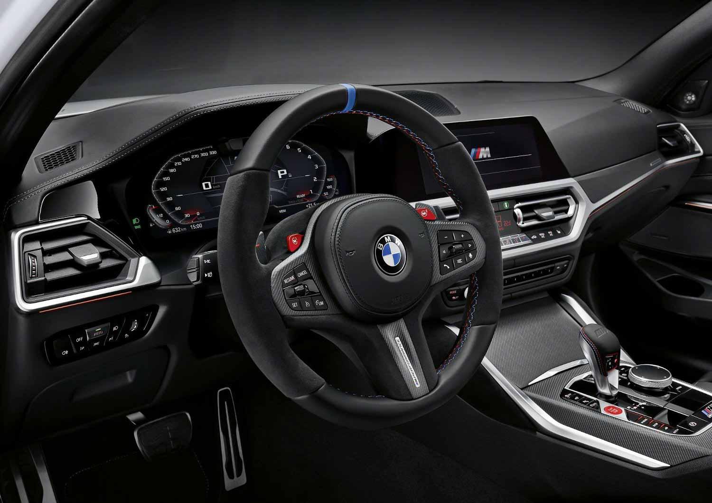 BMW M3 / M4 M Производительность