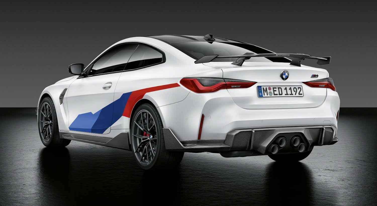 BMW M3/M4 M Performance