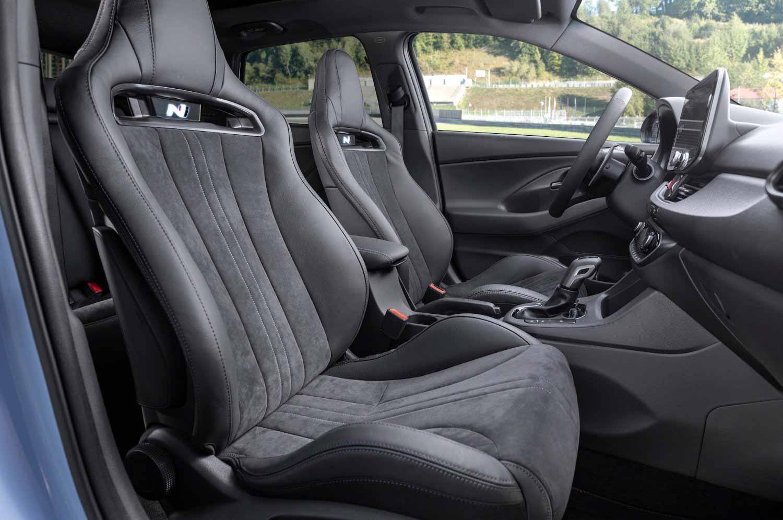 Hyundai i30N 2021 года