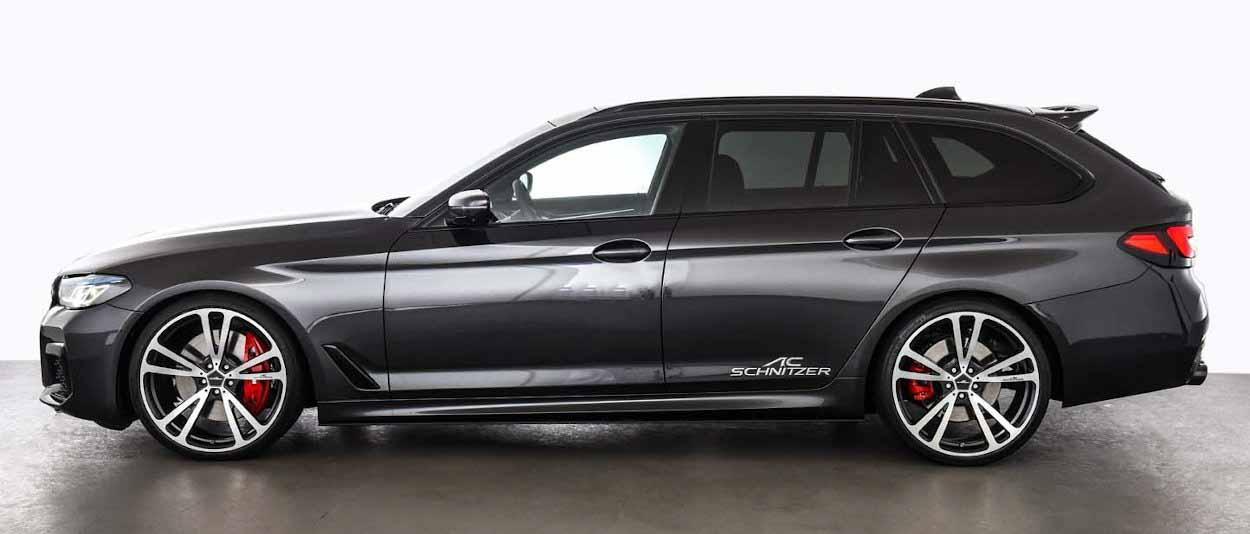 BMW 5 серии от AC Schnitzer