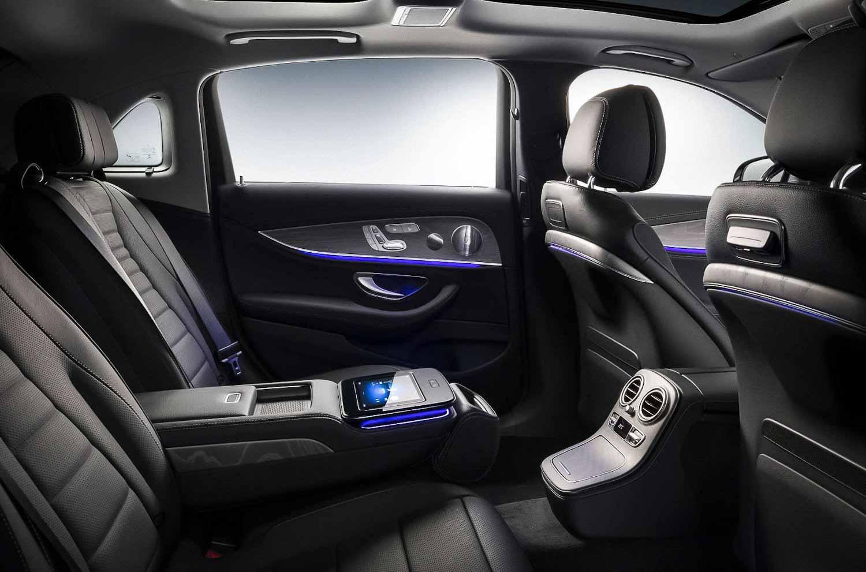 Длиннобазный Mercedes-Benz E-Class