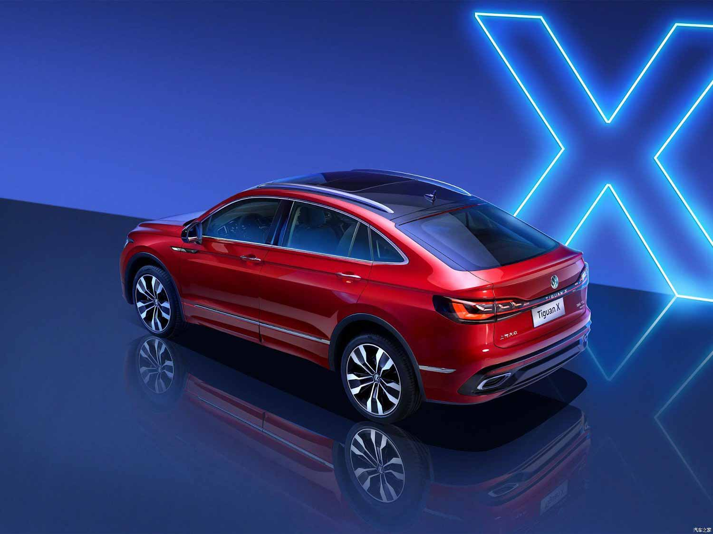 Кросс-купе Volkswagen Tiguan X