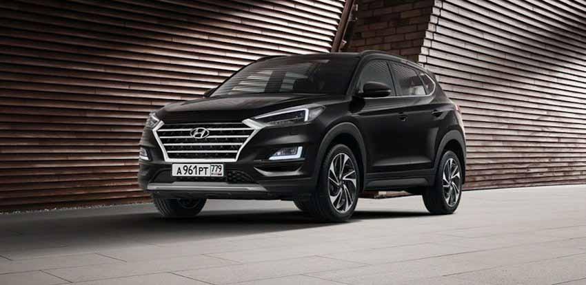 Hyundai Creta Черный / Коричневый