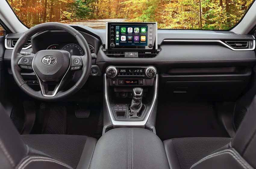 Toyota Rav4 Стиль