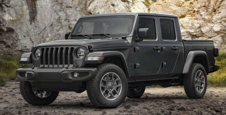 Выпуск 80-летия Jeep