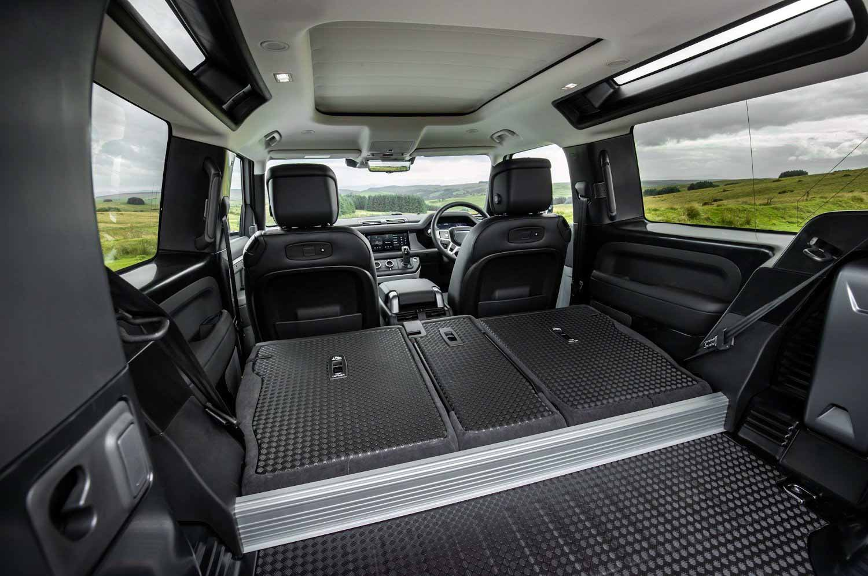 Защитник Land Rover