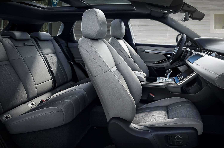 Land Rover Evoque 2021 год