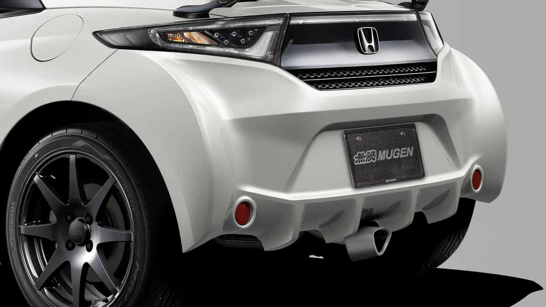 Honda S660 от Mugen