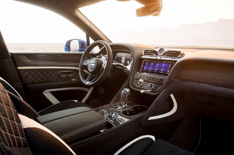 Bentley Bentayga Speed 2021 год
