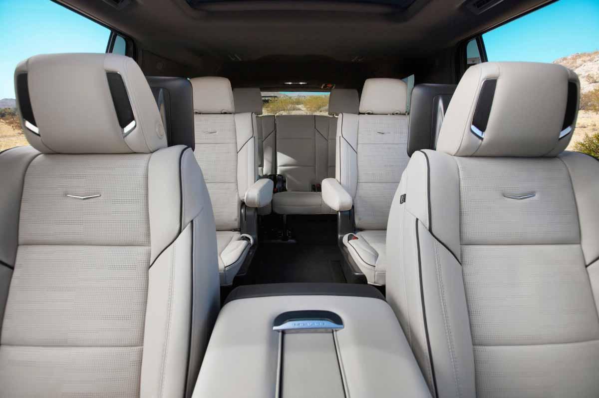 Cadillac Escalade 2021 год