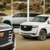 Cadillac Escalade становится более цифровым с новым поколением - двигатель