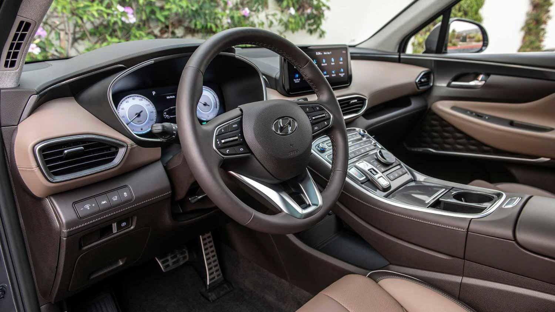 Hyundai санта фе