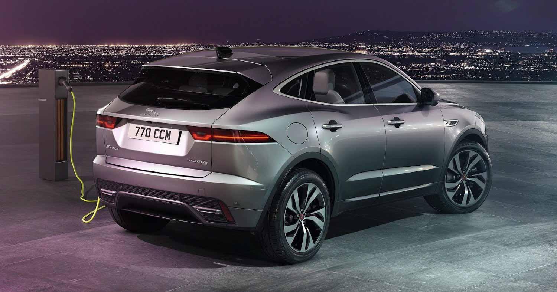 Кроссовер Jaguar E-Pace 2021