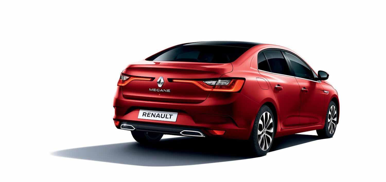 Renault Megane 2021 год