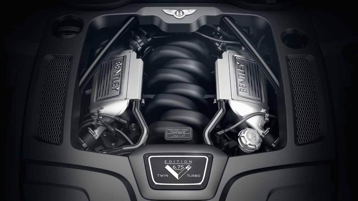 6,75-литровый V8 (Bentley)