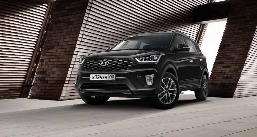 Hyundai Creta Black/Brown