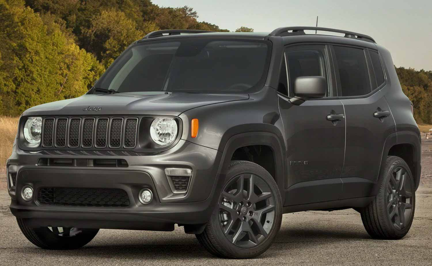 Jeep 80th Anniversary Edition