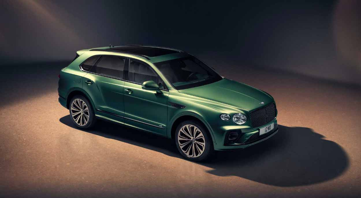 Bentley Bentayga 2021